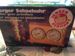 Chess Clock Box